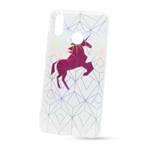 Puzdro Flexi Color TPU Huawei P Smart 2019/Honor 10 Lite - unicorn