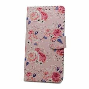 Puzdro Flower Book Samsung Galaxy S20 G980 - kvety