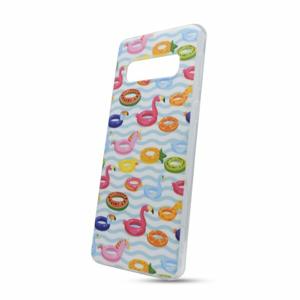 Puzdro Fruit TPU Samsung Galaxy S10 G973 - multicolor