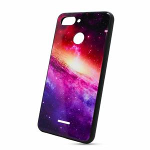Puzdro Glass TPU Xiaomi Redmi 6 - galaxia