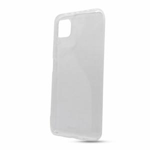 Puzdro Jelly Roar TPU Huawei P40 Lite - transparentné