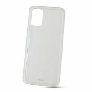 Puzdro Jelly Roar TPU Samsung Galaxy A02s A025 - transparentné