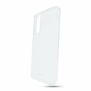 Puzdro Jelly Roar TPU Samsung Galaxy S21 G991 - transparentné