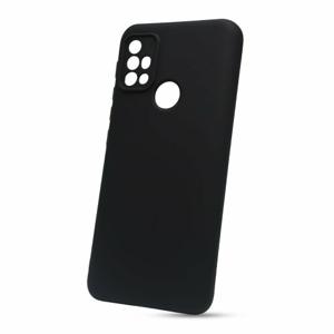 Puzdro Liquid Lite TPU Motorola G10/G30 - čierne