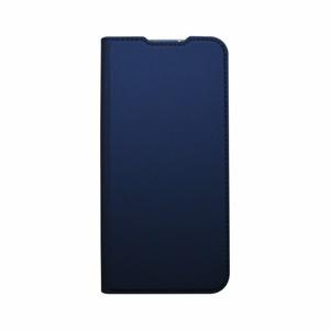Puzdro Meta Book Huawei Y6 2019 - tmavo-modré