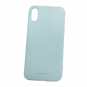 Puzdro Roar Space TPU iPhone XR - svetlo modré