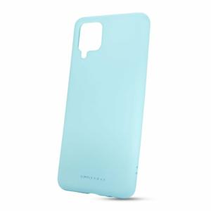 Puzdro Roar Space TPU Samsung Galaxy A12 A125 - svetlo modré