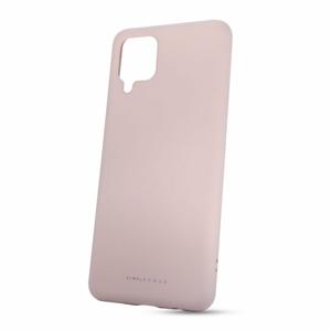 Puzdro Roar Space TPU Samsung Galaxy A12 A125 - svetlo ružové