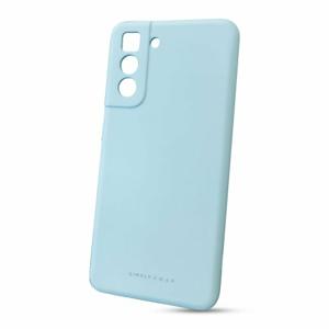 Puzdro Roar Space TPU Samsung Galaxy S21 G991 - svetlo modré