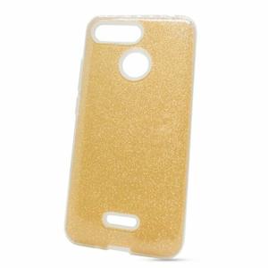 Puzdro Shimmer 3in1 TPU Xiaomi Redmi 6 - zlaté