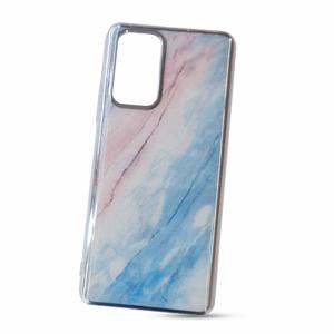 Puzdro Trendy TPU Xiaomi Redmi Note 10 Pro vzor 1 - modro ružové