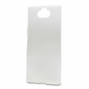 Puzdro Ultratenké 0,3mm TPU Sony Xperia 10 - transparentné
