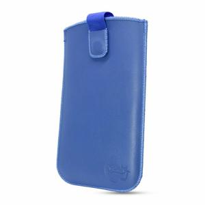 Puzdro Uni Koža, sk výroba veľkosť 27 - modré
