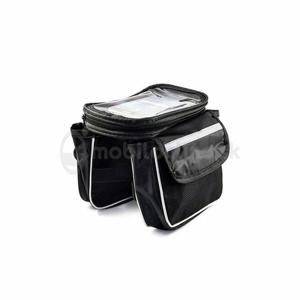 Puzdro Vodeodolené NoName Bike Bags - čierne
