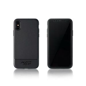 REMAX VIGOR obal Apple iPhone X čierny