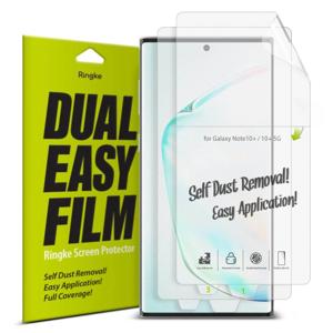 RINGKE DUAL EASY 2X Ochranná fólia Samsung Galaxy Note 10