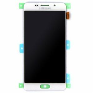 Samsung A510 Galaxy A5 2016 - LCD Displej + Dotyková Plocha - Biely