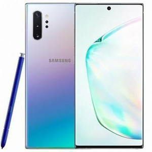 Samsung Galaxy Note 10+ 12GB/256GB N975F Dual SIM Strieborný  Aura Glow - Trieda A