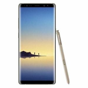 Samsung Galaxy Note 8 N950F 64GB Dual SIM Zlatý - Trieda B