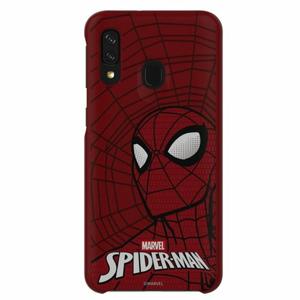 Samsung MARVEL zadný kryt GP-FGA405HIBRW pre A40, Spider-Man