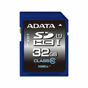 SDHC karta  A-DATA 32 GB Class 10 Ultra High Speed