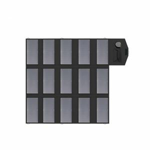 Solárna nabíjačka Allpowers AP-SP-012-BLA 100W Čierna