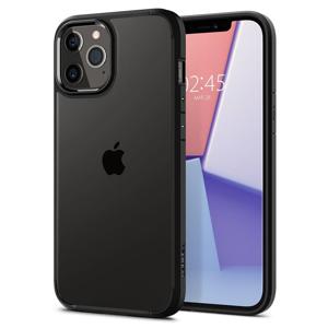 SPIGEN ULTRA HYBRID Apple iPhone 12 / 12 Pro čierny