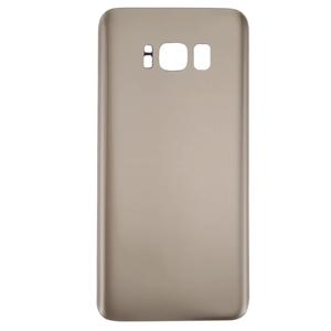 UNBRANDED Zadný kryt (kryt batérie) Samsung Galaxy S8 zlatý
