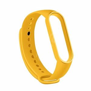 Xiaomi Mi Band 5 Originálny náhradný náramok Žltý (Bulk)