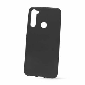 Xiaomi ochranné púzdro pre Redmi Note 8T, čierno-transparentné , BULK