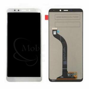 Xiaomi Redmi 5 - LCD Displej + Dotyková Plocha - Biely