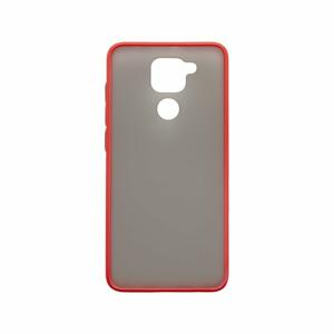Xiaomi Redmi Note 9 červené Plastové puzdro, Season